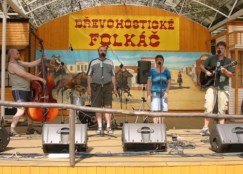 Dřevohostické folkáč 2005