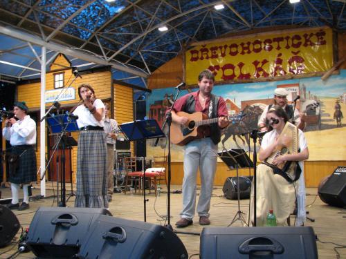Dřevohostické folkáč 2006