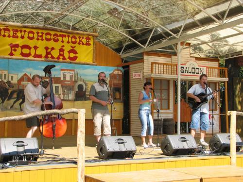 Dřevohostické folkáč 2007